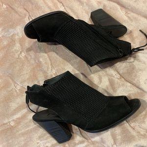 Paul Green Paul Willow Peep-Toe Booties